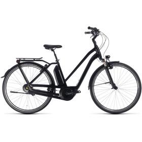 Cube Town Hybrid Pro 500 Elcykel Trekking Trapez svart